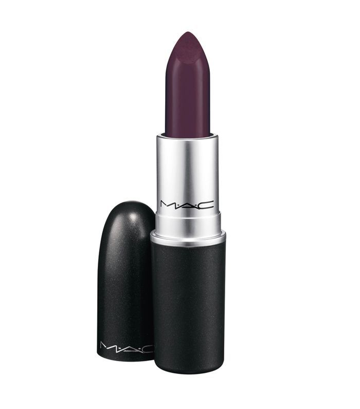 mac lipstick: Satin Lipstick in Cyber