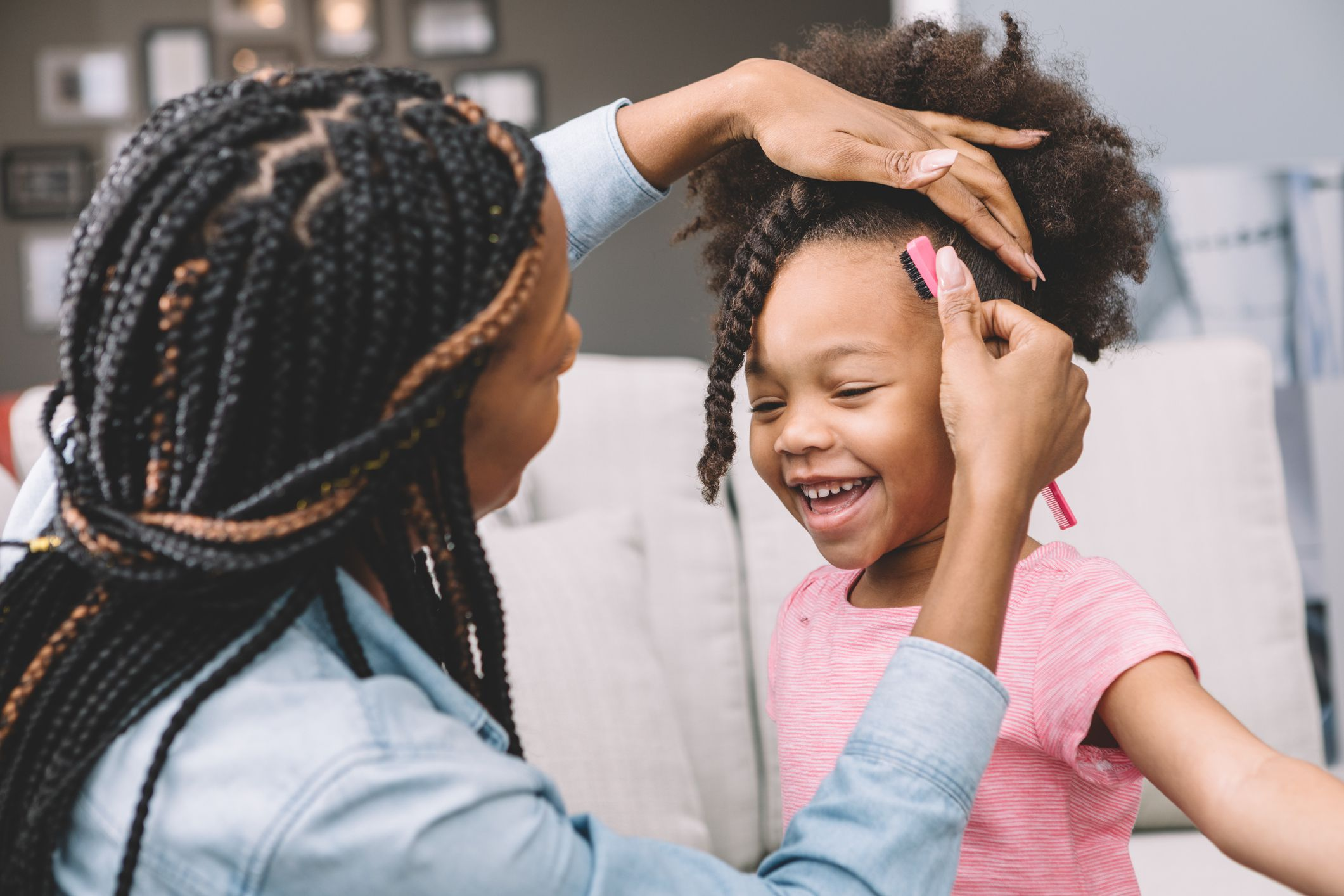 Step-by-Step Guide To Flat Twisting For Black Hair