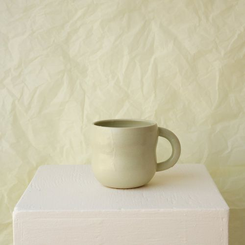 Rachel Saunders Bean Mug