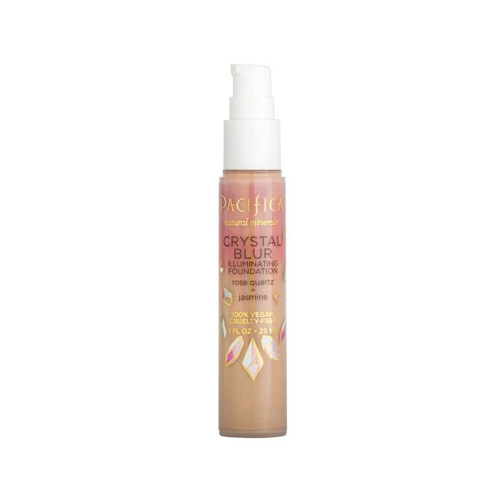Crystal Blur Illuminating Foundation