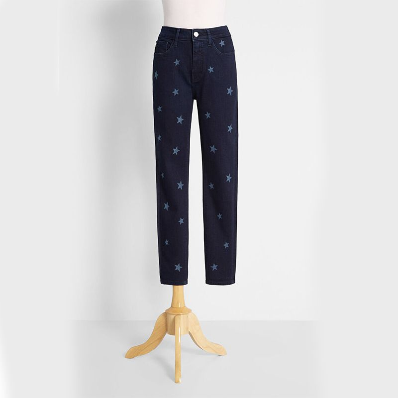 MPX High-Rise Skinny Jeans