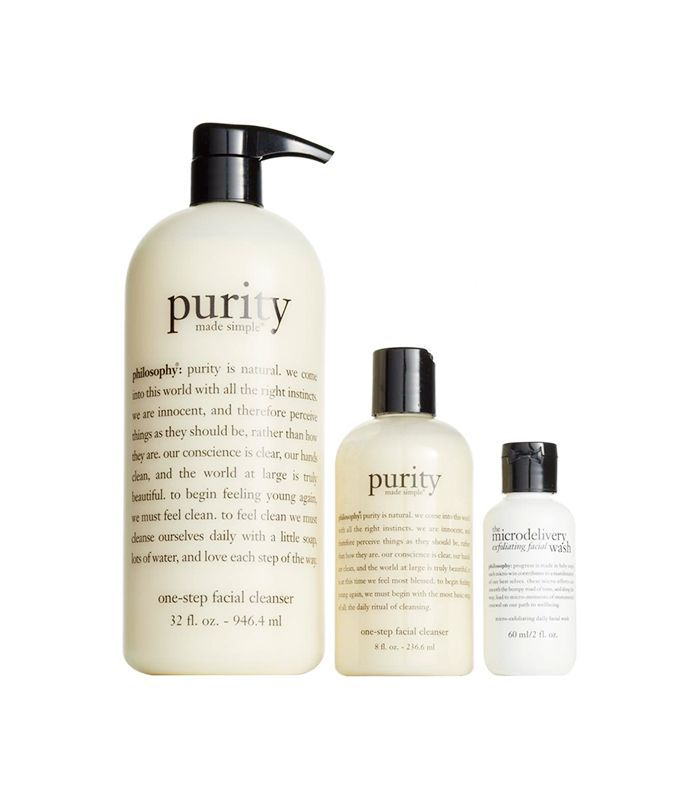 Philosophy Purity Made Simple Cleanse & Smooth Trio