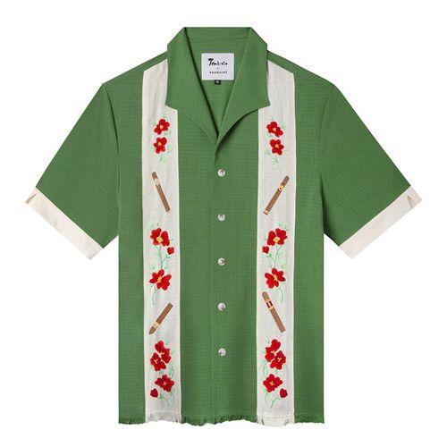 Humo de la Habana Cabana Shirt ($128)