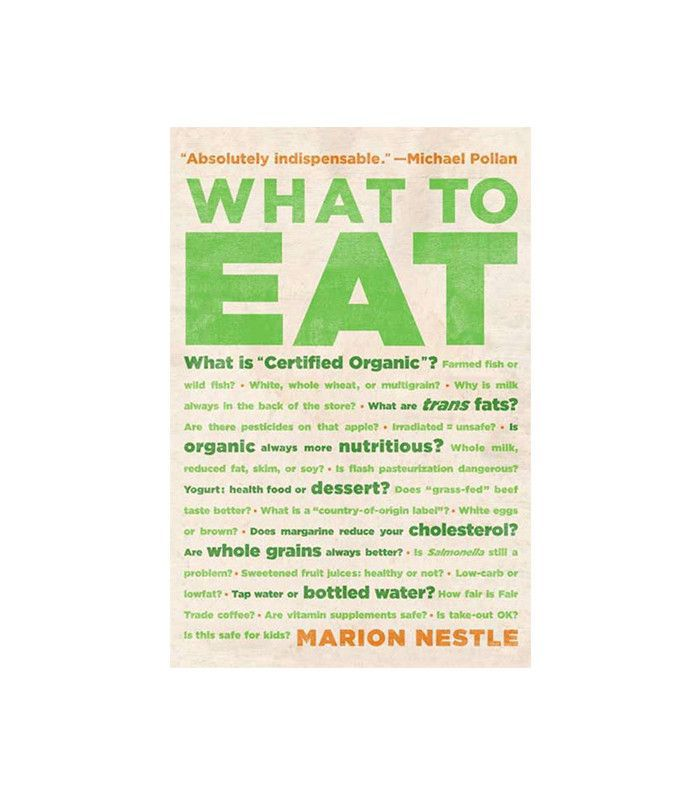 What to Eat book