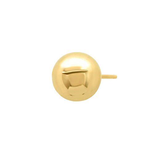 Large Classic Ball Earring ($50)