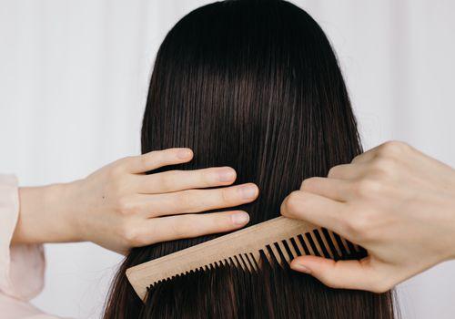 CBD oil for hair