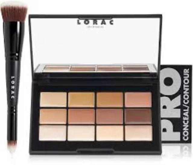 lorac pro cream contour kit