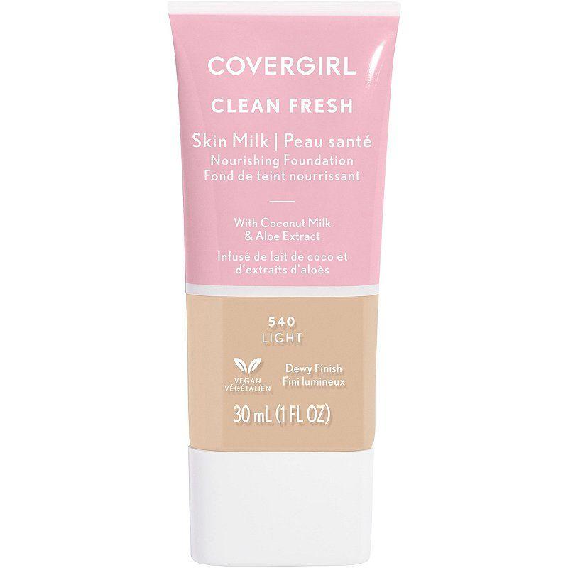Clean Fresh Skin Milk Foundation