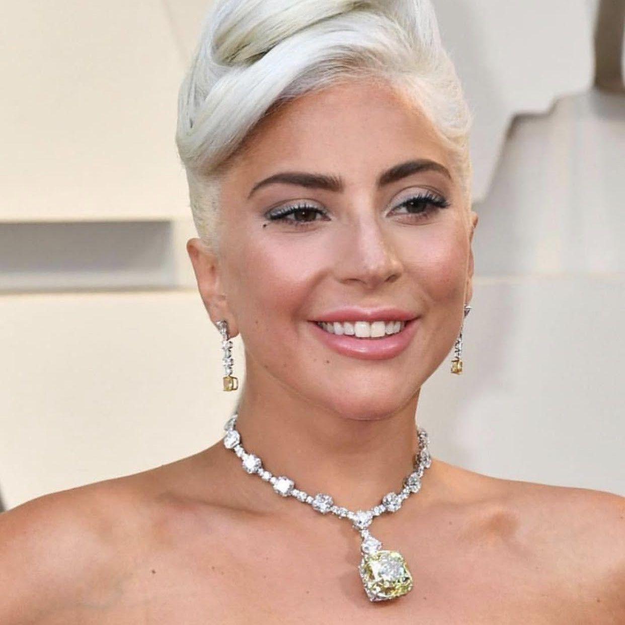 Lady Gaga at the Academy Awards