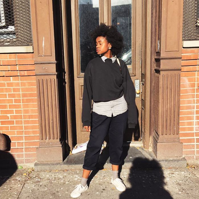 What It's Like Wearing Natural Hair in Corporate America