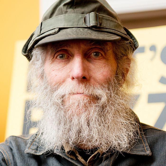 Burt's Bees founder Burt Shavitz