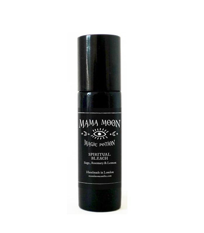 spiritual cleansing: Mama Moon Candles Spiritual Bleach Room Spray
