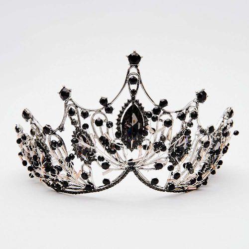 Queen of Darkness Jewel Tiara ($28)
