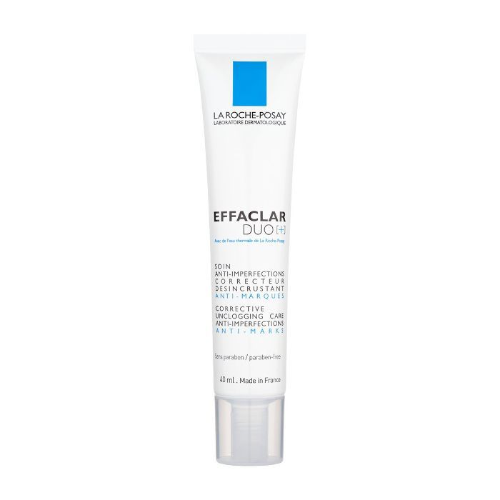 best drugstore beauty buys: La Roche-Posay Effaclar Duo+