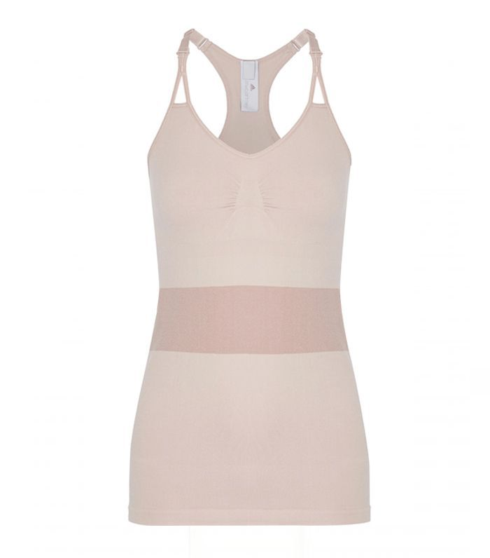 exercise to balance hormones: adidas by stella mccartney top