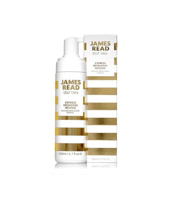 James Read Tan Express Bronzing Mousse
