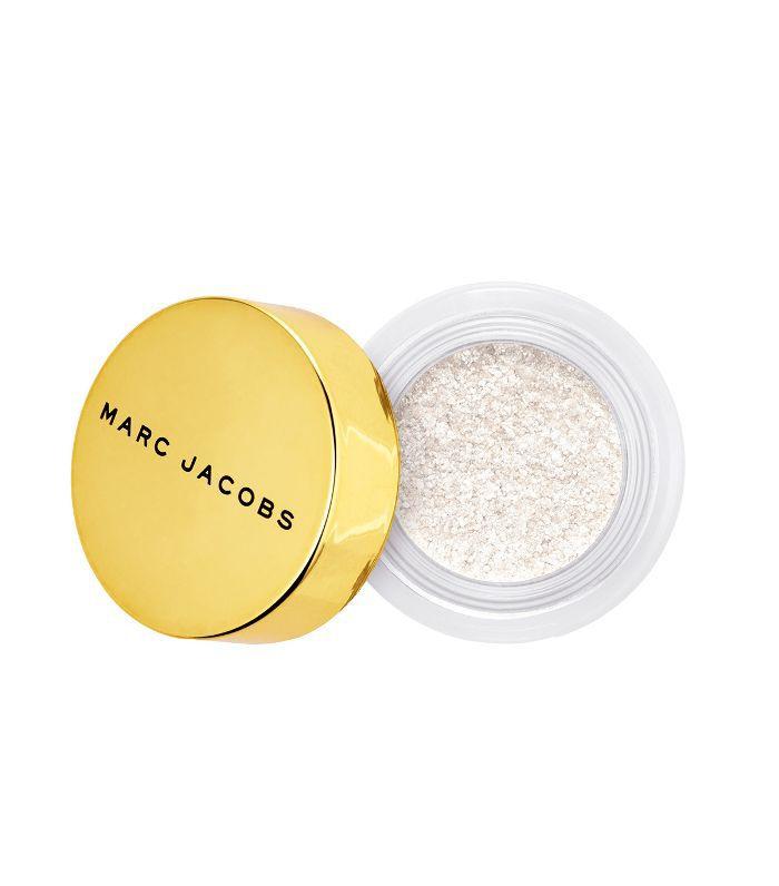 best single eyeshadows: Marc Jacobs Beauty See-Quins Glam Glitter Eyeshadow in Flashlight
