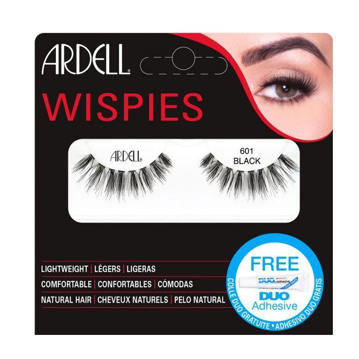 Best False Eyelashes: Ardell Wispies