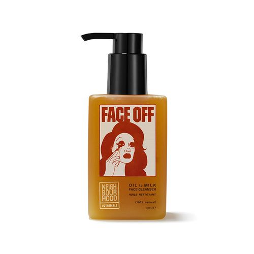 Face Off Oil-to-Milk Cleanser ($32)