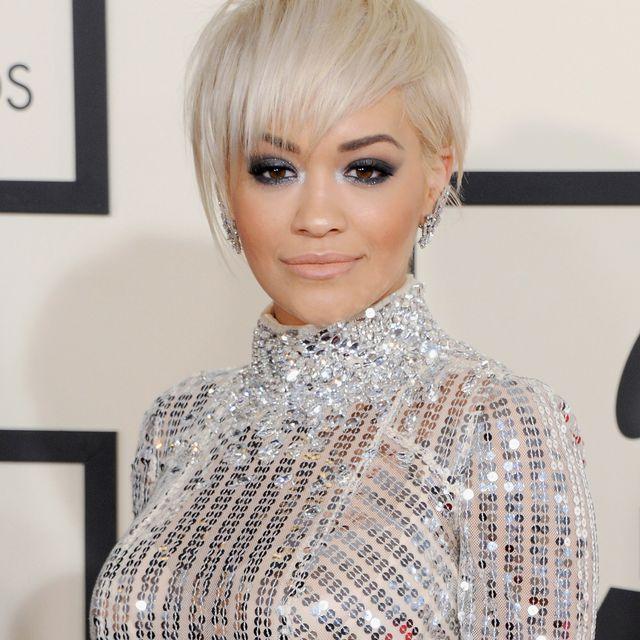 Rita Ora 2015 Grammy