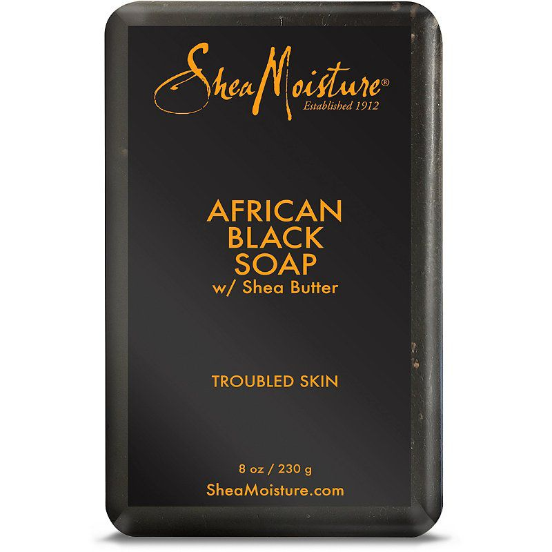 SheaMoisture African Black Soap Bar Soap