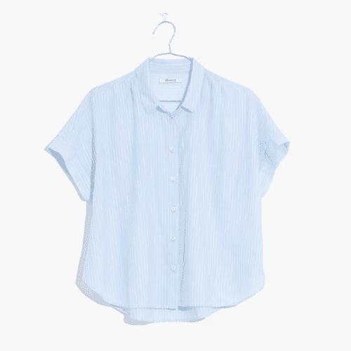Madewell Hilltop Shirt