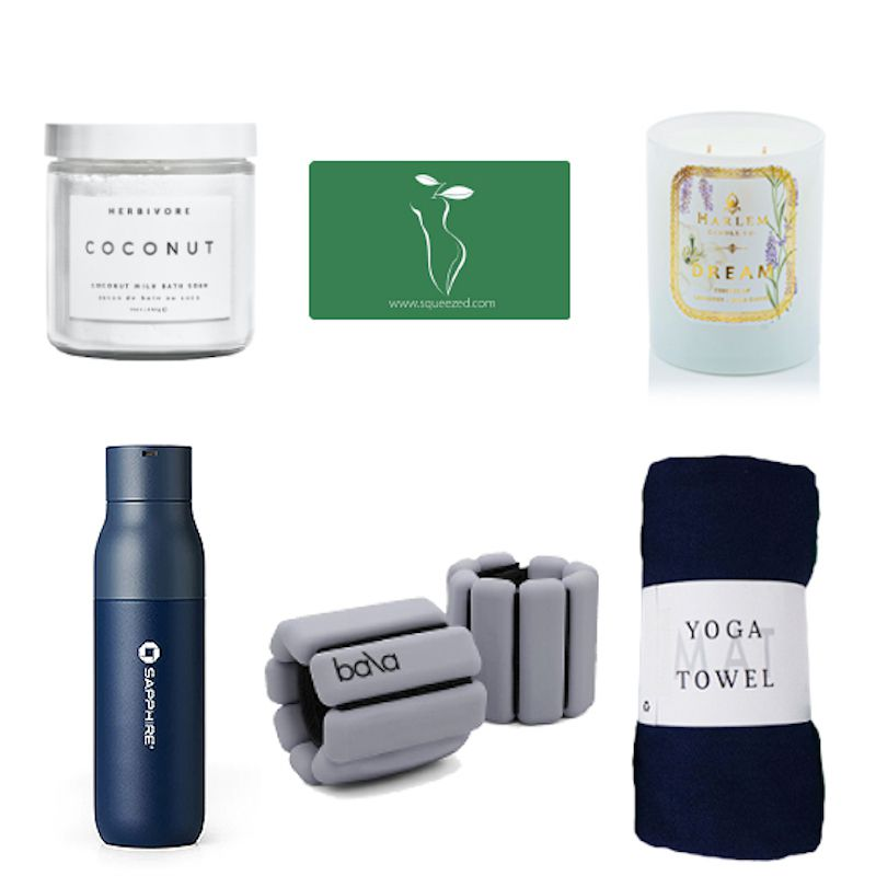 Chase Sapphire Wellness Kit