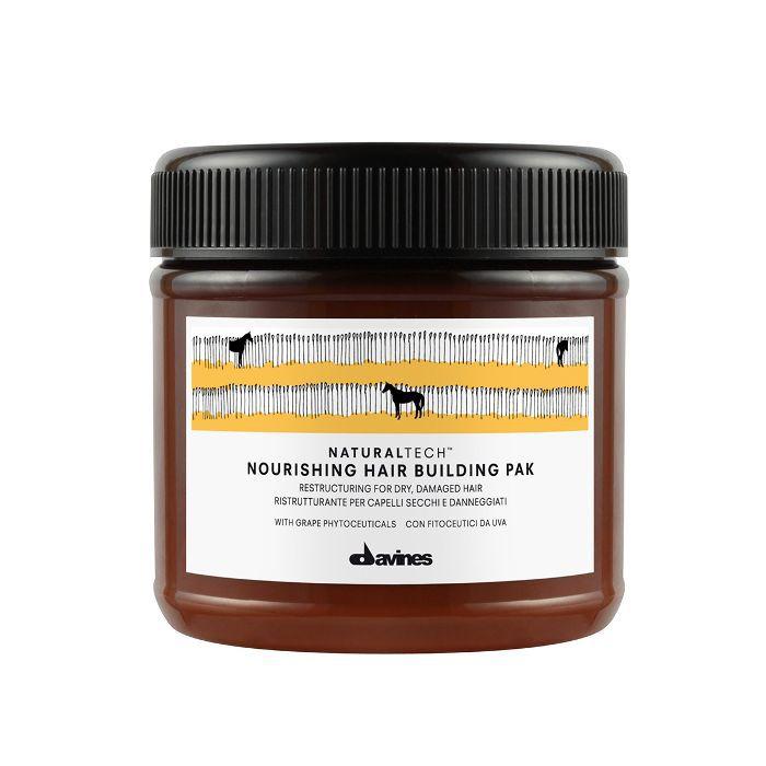 Naturaltech Nourishing Hair Building Pak Hair Treatment for Unisex, 8.45 Ounce