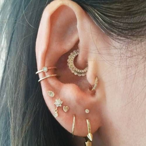 Best Types Of Ear Piercings