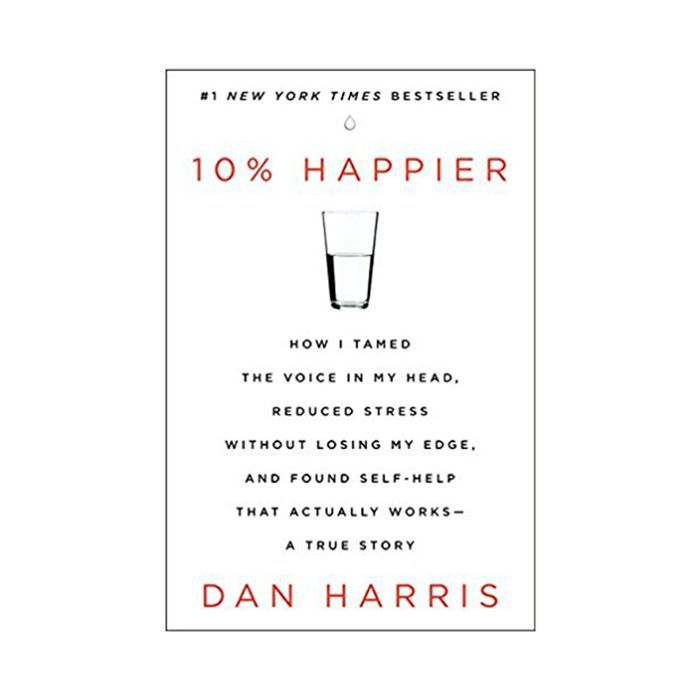 best mindfulness books: Dan Harris 10% Happier