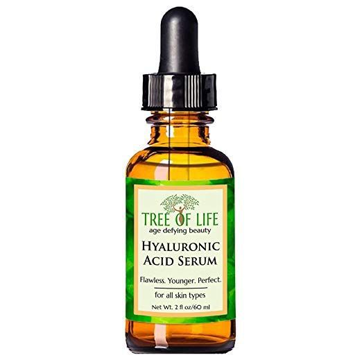 Tree of Life Hyaluronic Acid Serum