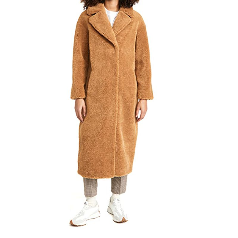 Camille Long Coat