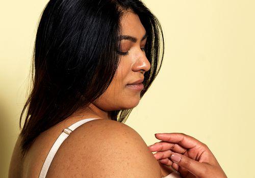 skincare portrait