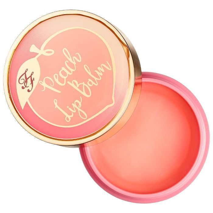 Peach Mega Moisture Lip Balm, Peaches and Cream Collection