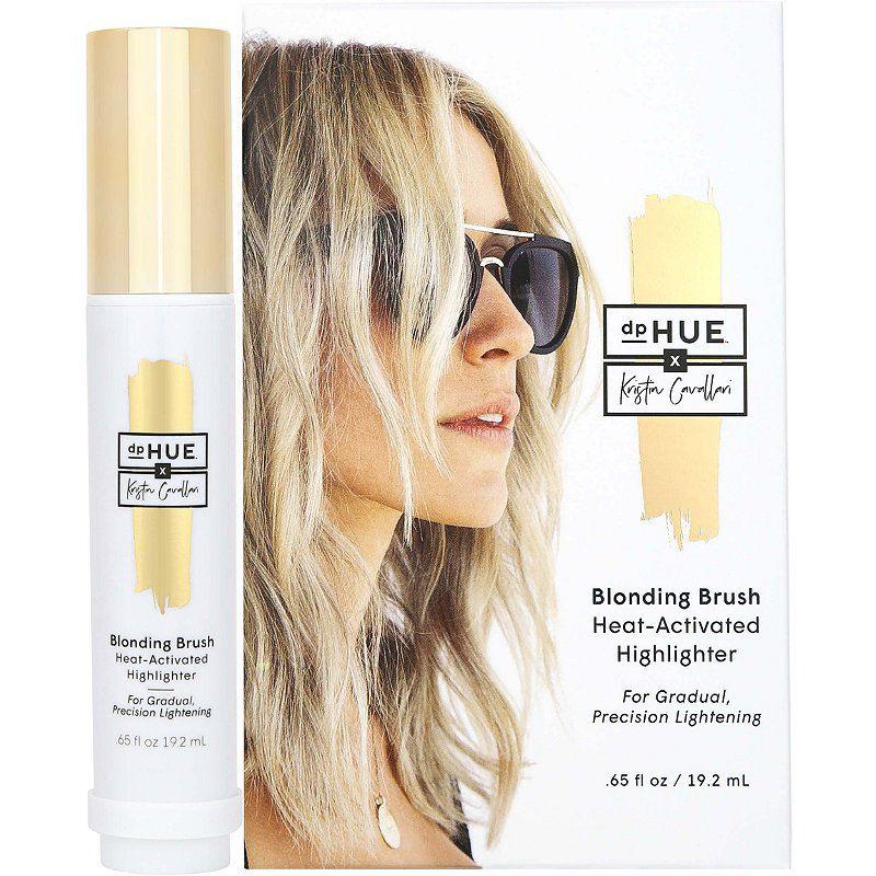 dpHUE x Kristin Cavallari Blonding Brush