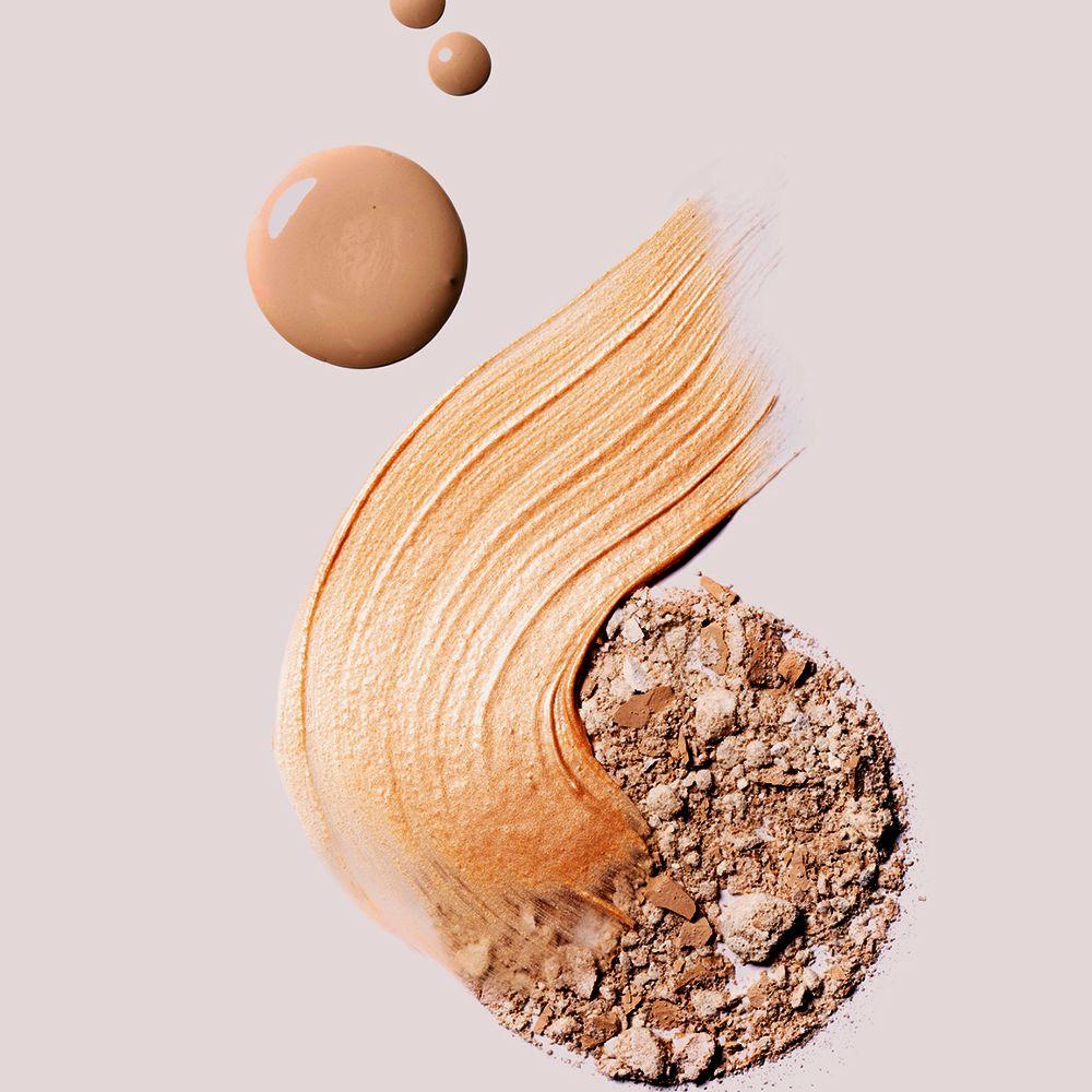 cream powder and gel foundations