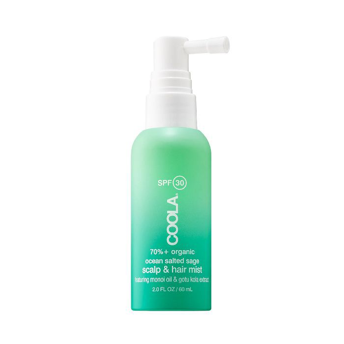 Organic Scalp & Hair Mist