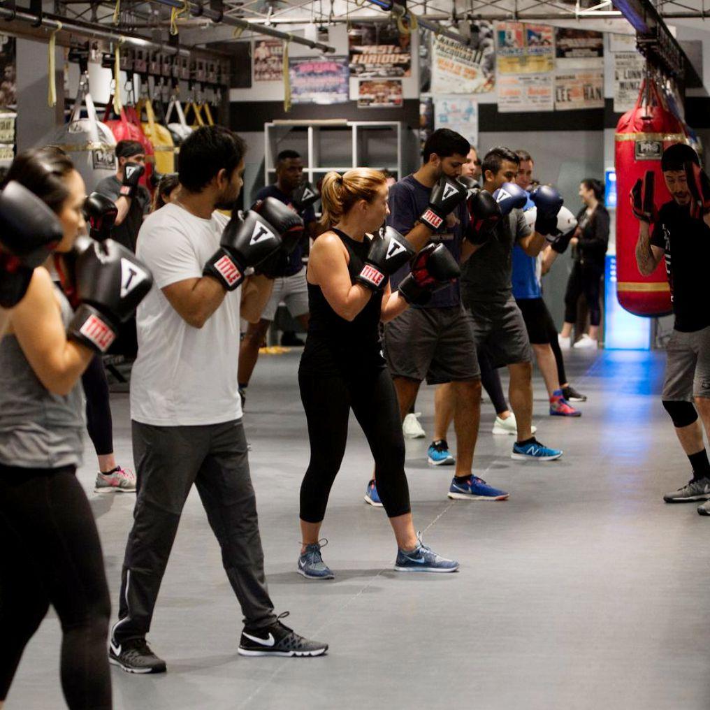 kickboxing hit fit san fransisco gym