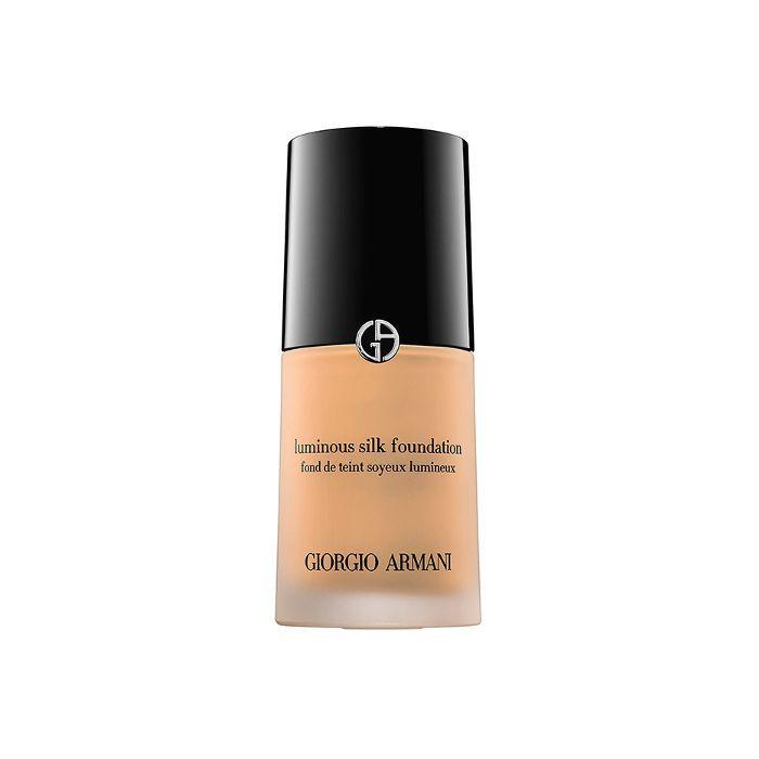Giorgia Armani Luminous Silk Foundation - French Beauty Routine