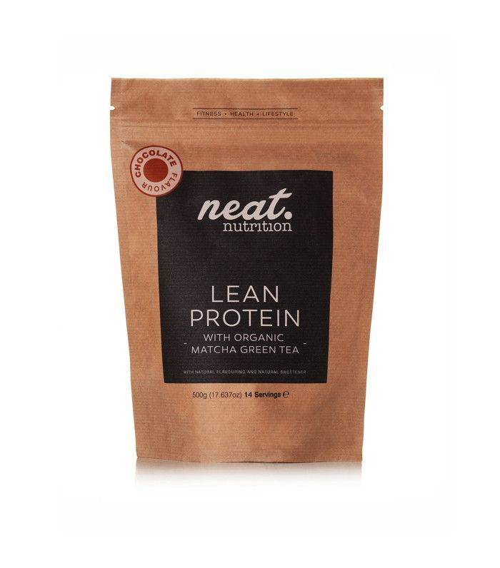 Lean Protein in Chocolate