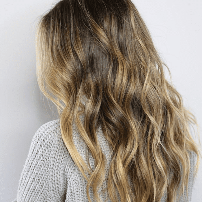 20 Stunning Examples Of Balayage Blonde Hair