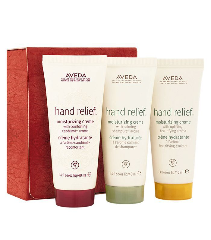 Fitness gifts for her: Aveda Renewal For Your Journey Gift Set