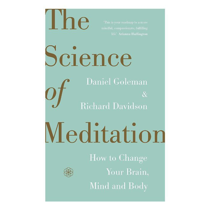 best mindfulness books: Daniel Goleman and Richard Davidson The Science of Meditation