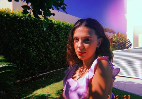 Millie Bobby Brown Florence by Mills