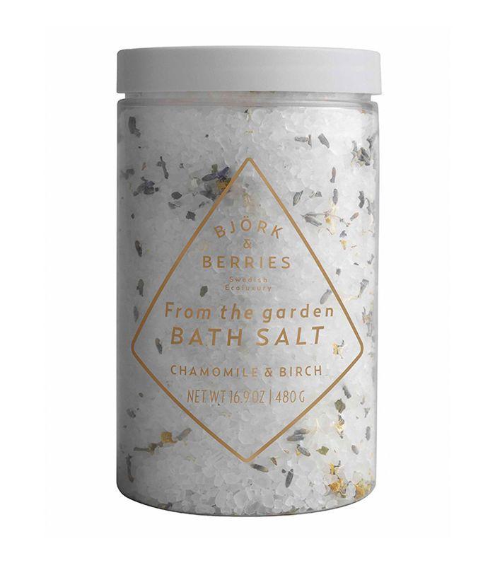 Björk & Berries From the Garden Bath Salts