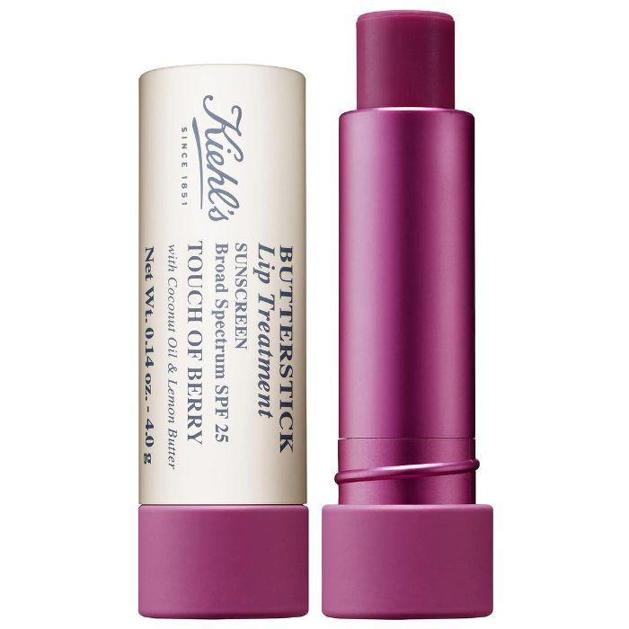 1851 Butterstick Lip Treatment SPF 25 Touch of Berry 0.14 oz/ 4 g