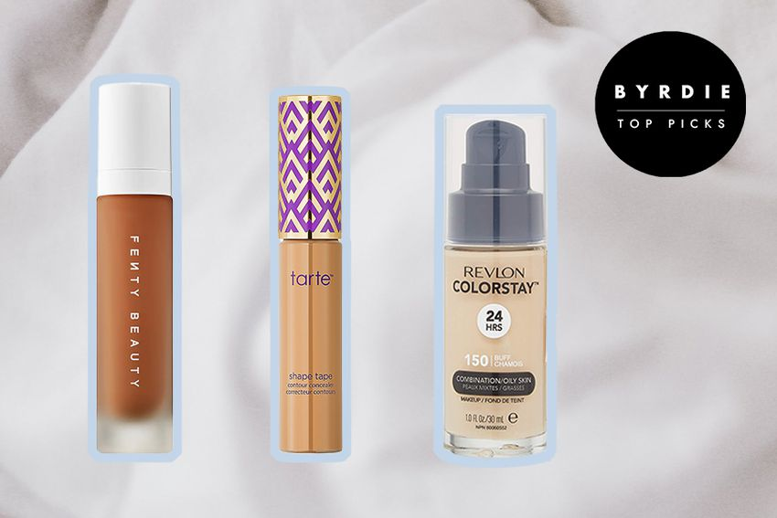 Full-Coverage Makeup Products