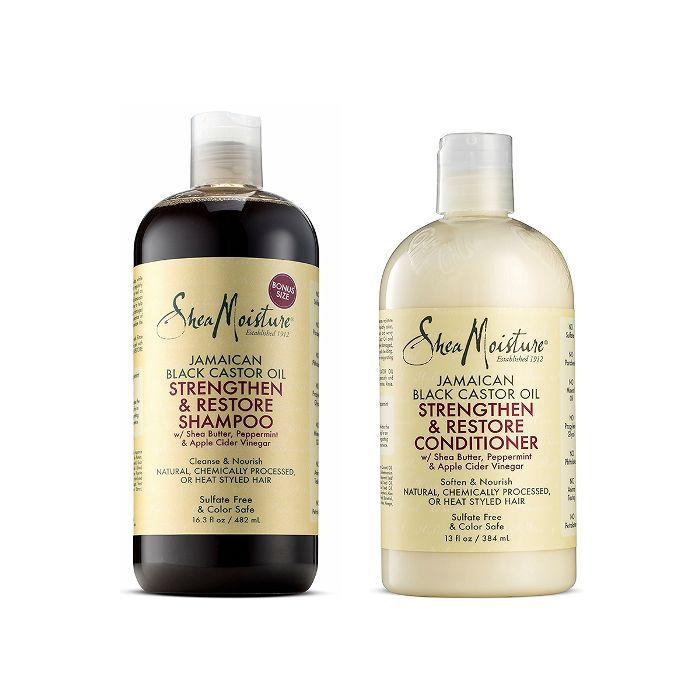 15. Shampoo & Conditioner
