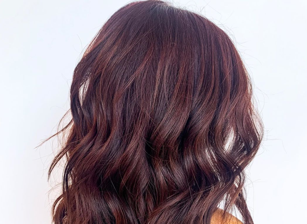 50 Burgundy Hair Colors To Copy In 2021
