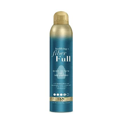 Bodifying + Fiber Full Body Renew Dry Shampoo
